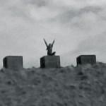 high on a hill sat a... - Version 2